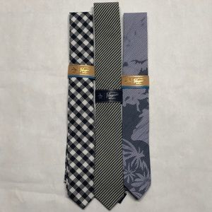 Three Original Penguin Skinny Ties!